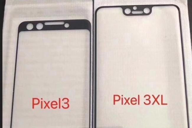 Fuites sur le Pixel 3 : une encoche qui alimente les spéculations
