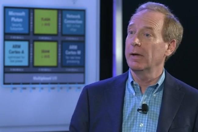 Selon Brad Smith, président de Microsoft, le discours numérique est devenu beaucoup trop toxique