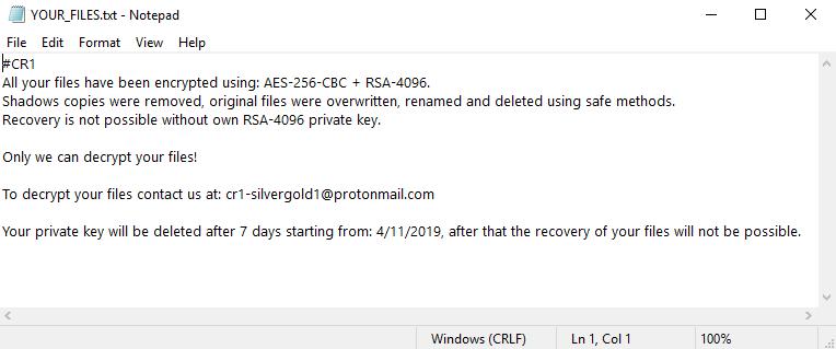 PureLocker, un ransomware multi-OS visant les serveurs