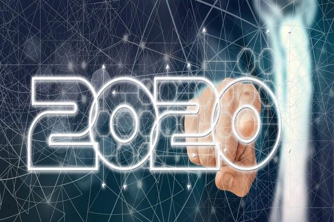 Excellente année 2020 à nos fidèles lecteurs