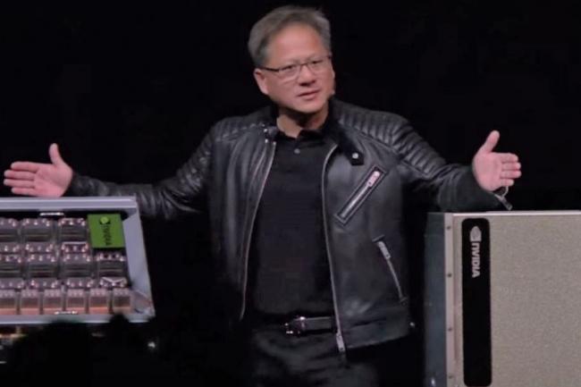 GTC 2018 : Nvidia met un coup d'accélérateur sur le deep learning