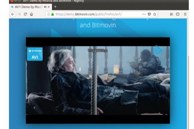 Le codec de compression video open source et gratuit AV1 finalisé