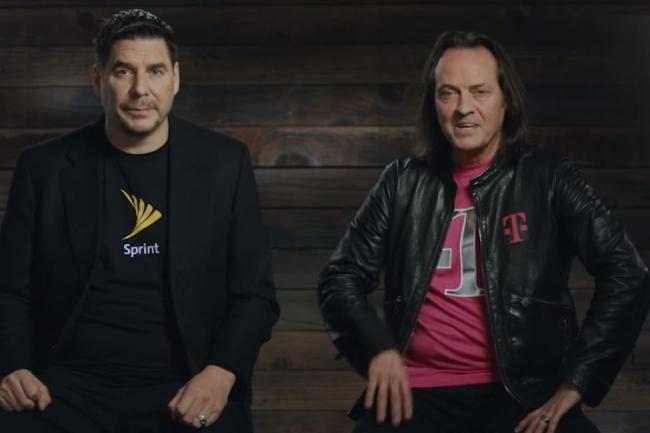 T-Mobile US rachète Sprint 26,5 Md$