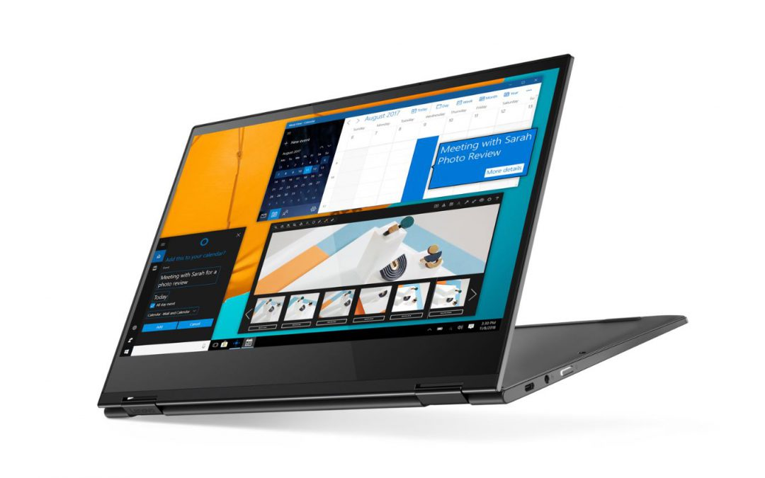 Le Yoga C630 de Lenovo combine ARM et Windows 10S
