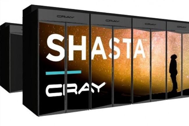 Cray arrive sur l'exascale avec son supercalculateur Shasta
