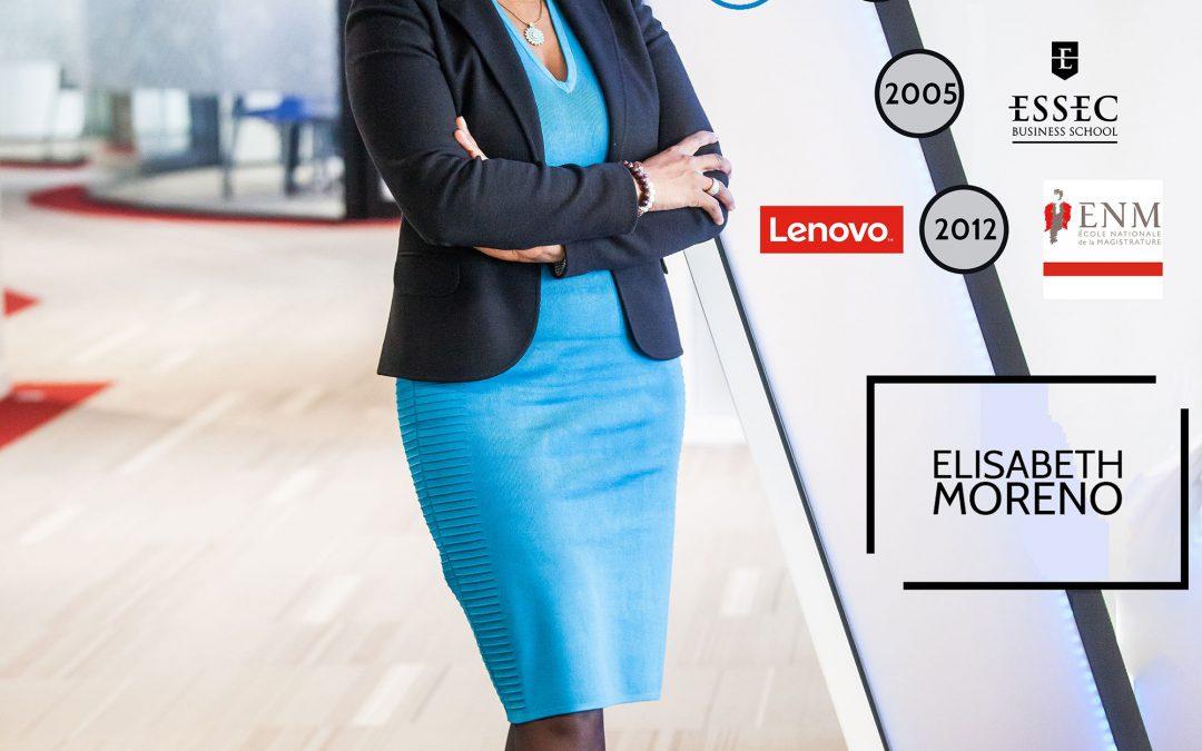 Elisabeth Moreno passe de Lenovo France à HP EMEA